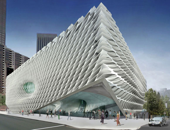 The Broad (rendering by DS+R)