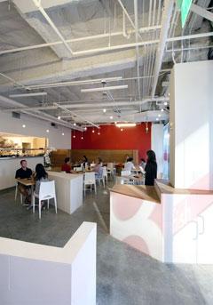 8 Fish sushi restaurant, Los Angeles, California, by Poon Design, demolished 2011