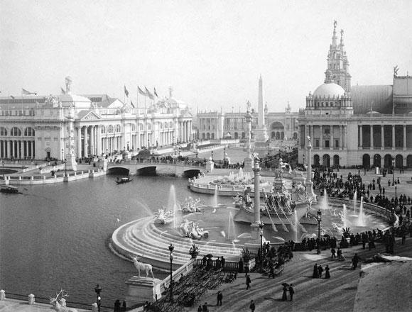 1893 Chicago's World Fair, Illinois