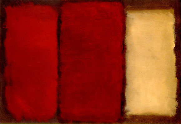 Untitled, by Mark Rothko, 1949