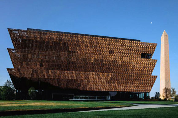 National Museum of African American History and Culture, Washington, DC (photo by Patrick Witty, NGM Staff)