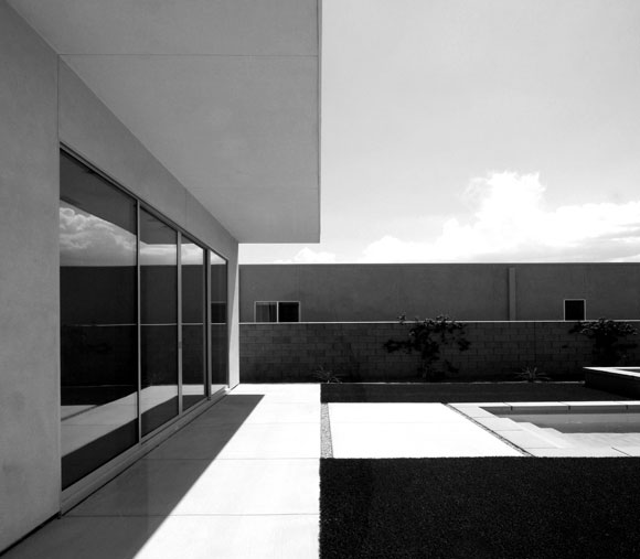 Garden Residence, Palm Springs, California, by Poon Design and Andrew Adler (photo by Anthony Poon)