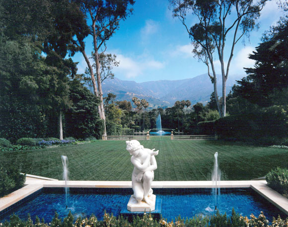 Residential estate, Northern California, by David E. Martin