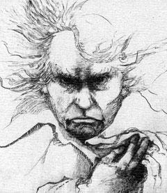Ludwig van Beethoven (from ralphmag.org)