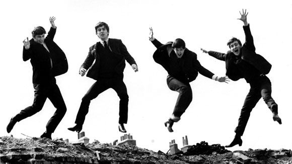 The Beatles (photo by Rolling Stone)