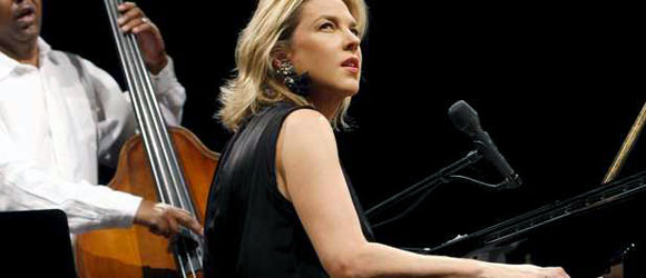 Diana Krall (photo from larazon.es)
