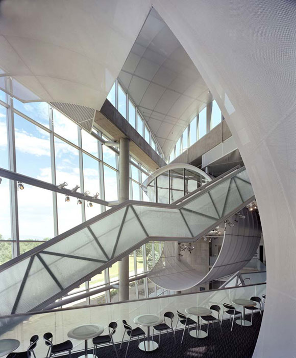 Denver Museum of Nature and Science, Colorado, by Anthony Poon (while w/ HHPA)
