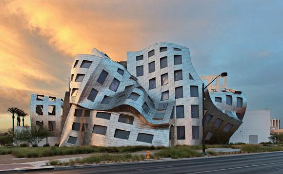 Lou Ruvo Center for Brain Health, Las Vegas, Nevada (photo by David Giral)