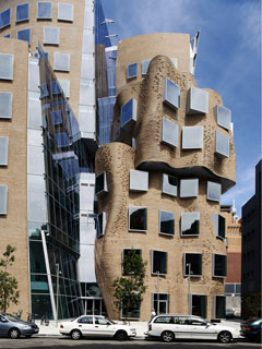 Dr. Chau Chak Wing Building, University of Technology Sydney, New South Wales, Australia (photo by Eve Wilson)