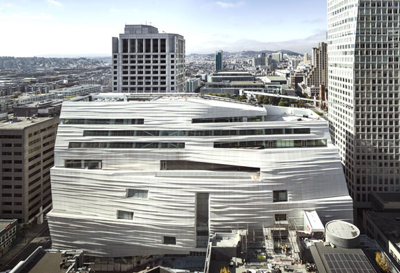 (photo by Snohetta, courtesy of SFMOMA)
