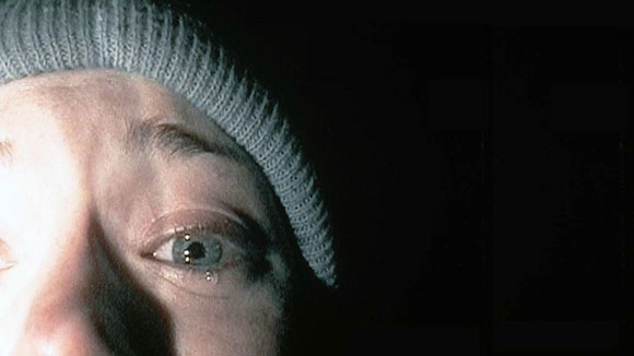 So very scary, Heather Donahue in The Blair Witch Project, 1999