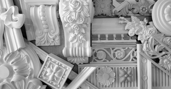 Moldings (photo from architectualmouldings.wordpress.com)