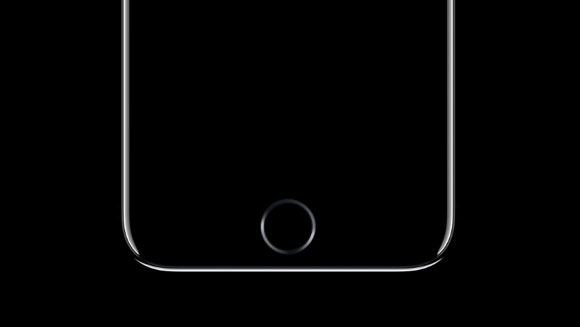 iPhone 7 home button (photo from wccftech.com)